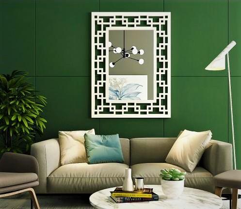 Modern Mirror CW013